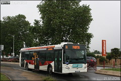 Heuliez Bus GX 327 - SEMTAN (Société d'Économie Mixte des Transports de l'Agglomération Niortaise) / TAN (Transports de l'Agglomération Niortaise) n°711