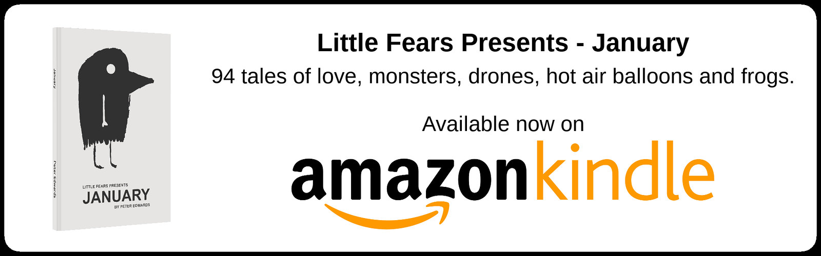 amazon kindle kdp self publish little fears january