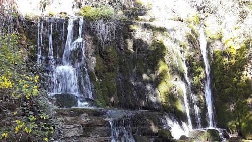 La cascade de la forêt Jean Giono. La promenade doit faire dans les 20 ou 30 minutes. C'est très facile et ça se fait bien avec les enfants.  #vercors #drome  #rhonealpes #26 #auvergnerhonealpes  #nature #natura #natureaddict #jaimelanature #montagne #mou
