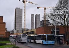 Bishop Street Bendibus (Coventry)