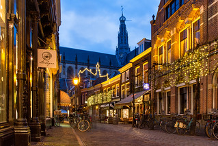 Warmoesstraat - Haarlem, The Netherlands