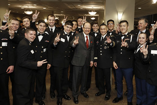 USC Veterans and ROTC Dinner 3-22-17
