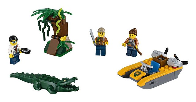 60157 Jungle Starter Set 2