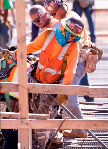 Photo of Deck work on the Moffat Flyover Bridge in Arvada