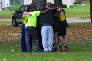 praying before meet