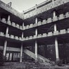 Former Univermag. #Tbilisi #architechture #market #ruins #soviet #blackwhite