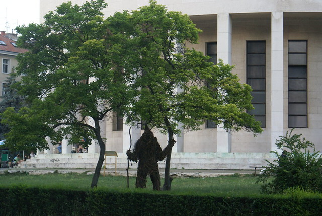 Zagreb - Hay troles de la ciudad