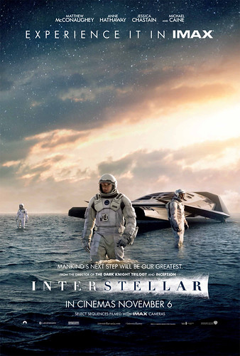 Premiere INTERSTELLAR