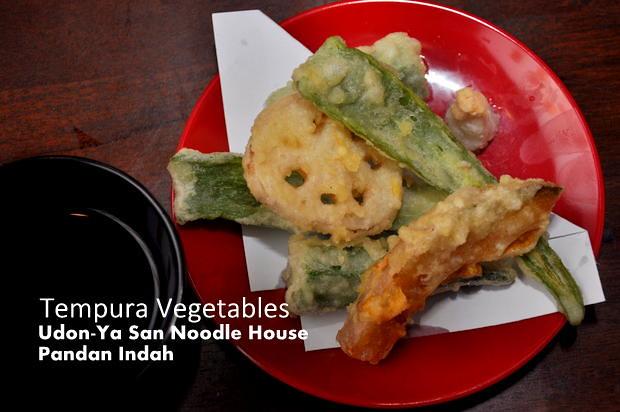 Udon-Ya San Noodle House Pandan Indah 9