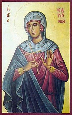 Sfanta Fecioara Mariamni