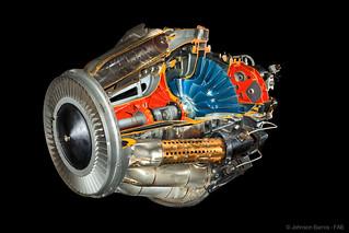 General Electric/Allison J33-A-23