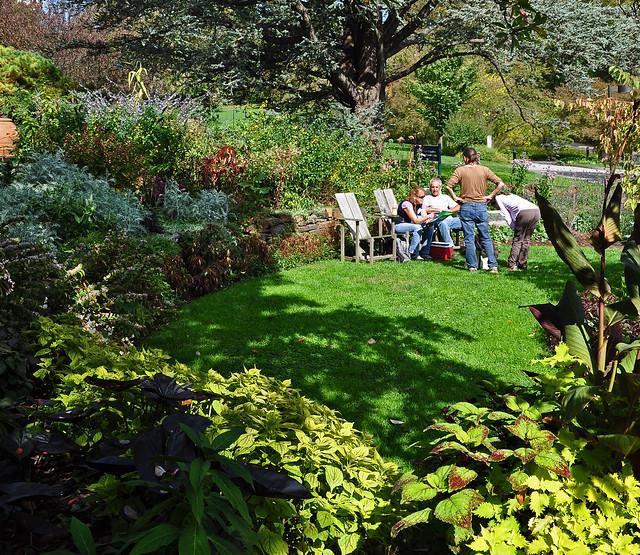 Scott Arboretum Entrance Garden (23)
