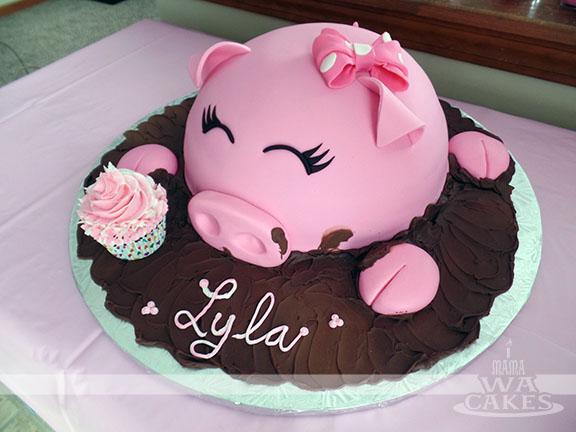 Mamawa S Cake Journey Cute Piggy Cake