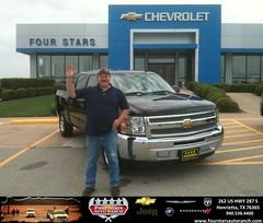 #HappyBirthday to Christopher Allen from Gene Klinkerman at Four Stars Auto Ranch!