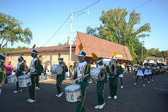 027 Grambling High School Band