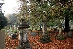 Chorleywood Road Cemetery, Rickmansworth