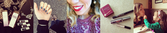October Beauty on Instagram | #LivingAfterMidnite
