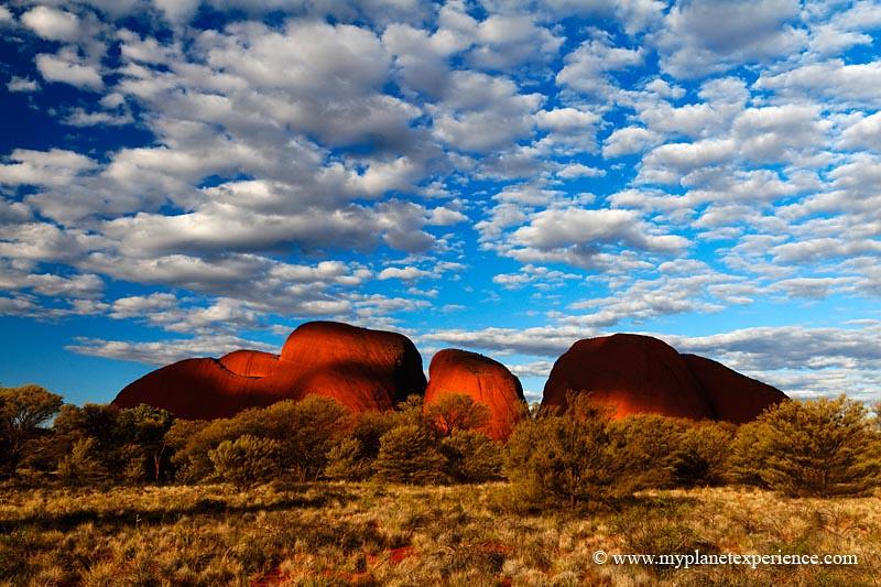 Kata Tjuta (The Olgas) - Uluru-Kata Tjuta National Park, Northern Territory, NT, Australia