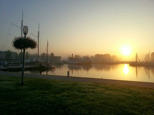 Almere Haven at Havenkom. Just with my Samsung smart phone.