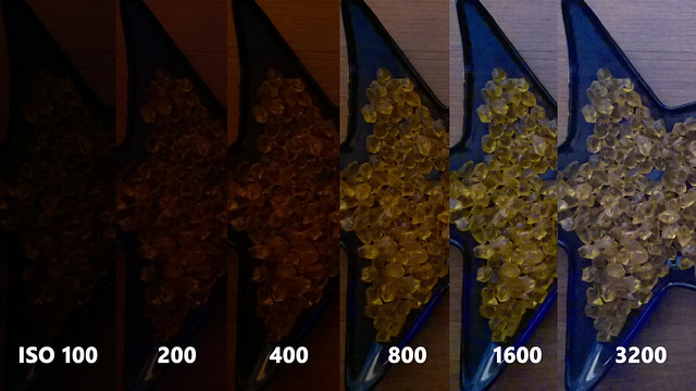 Pruebas ISO Lumia 830