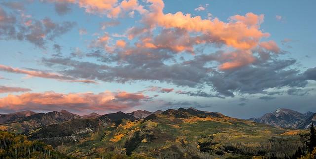 Scott W - McClure Pass Sunset