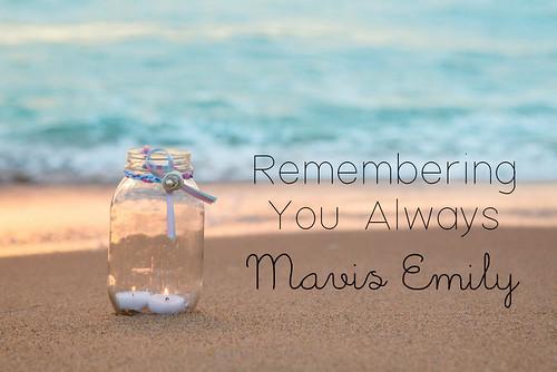 Mavis Emily's PAIL Candle