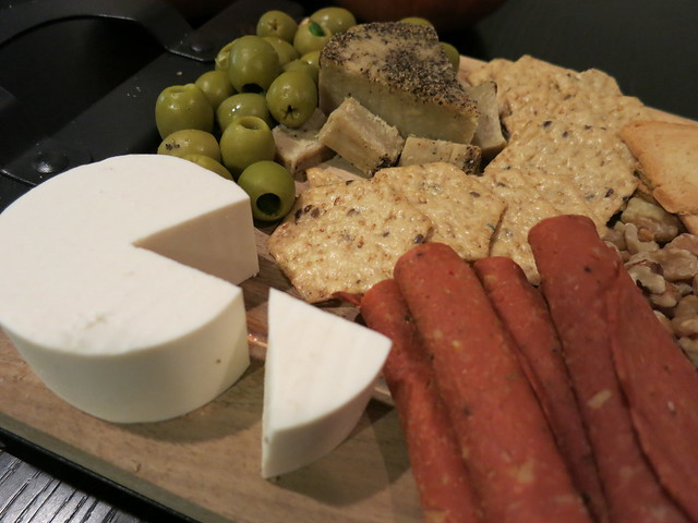 Vegan Cheeseboard