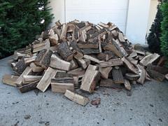 Tűzifa szállítmány 1