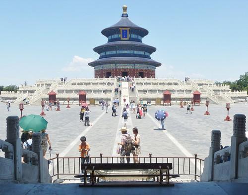 Beijing-Salle pour de bonnes moissons (7)