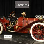 Bonhams Auction of Preservation Cars