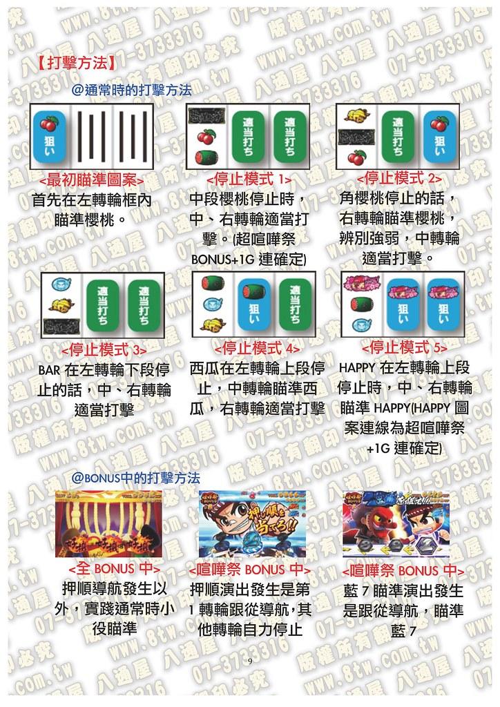 S0205 喧嘩祭 中文版攻略 _Page_10