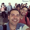 Embarcando em Belém-PA para Recife.