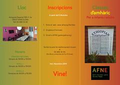 Informacio Amharic