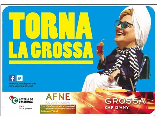 afne plafon LA GROSSA 2014