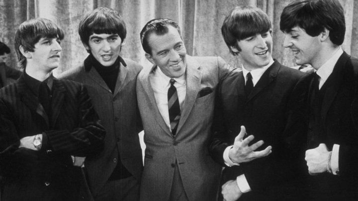Интерьер шоу Эда Салливана с автографом Beatles продадут на аукционе