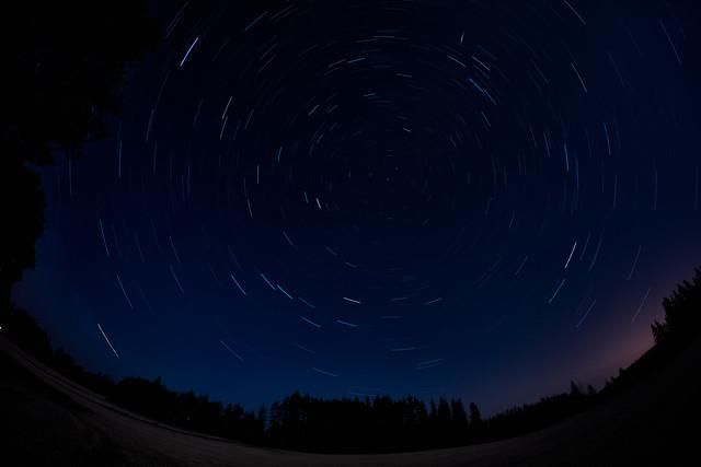 Star Trails, pt. 2