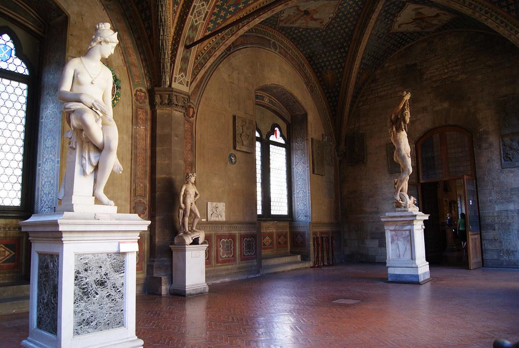 Firenze Bargello & San Marco-22