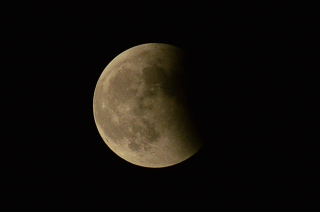2014.10.08 月食 Lunar eclipse -2124