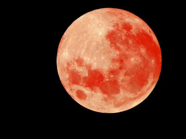 Luna Colorada 8 10 2014