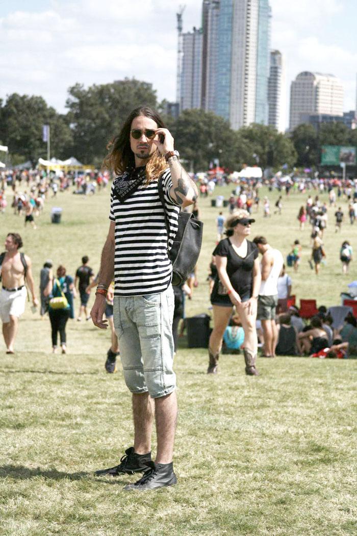 Fringe of the Cro | Men's fashion inspiriation for festivals