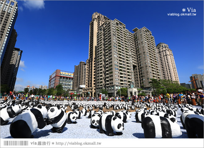 【台中】大都會歌劇院~可愛紙熊貓大軍來襲!台中七期的新亮點!10