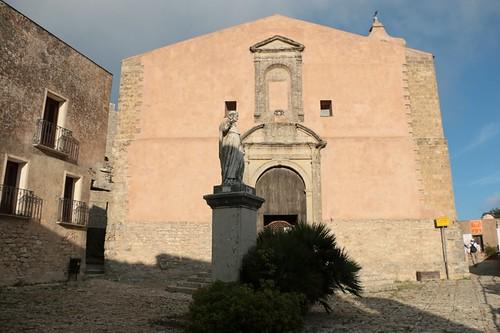Erice: Chiesa di San Giuliano