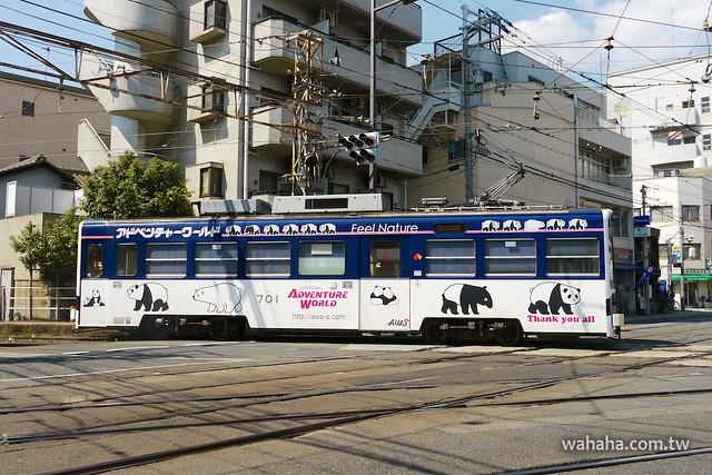 阪堺電車 701
