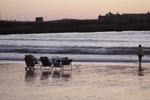 LA CALETA BEACH (CADIZ)