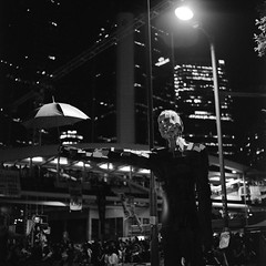 【Umbrella Revolution】