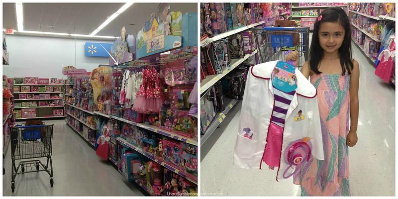 Walmart Disfraz para Halloween