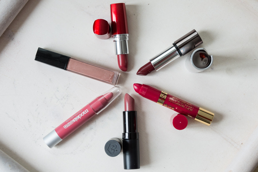 Fall Make-up - Nails & Lips