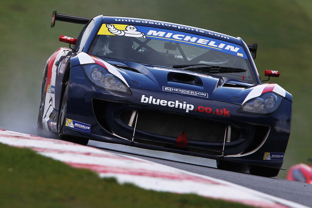 Ginetta GT4 Supercup - Brands GP