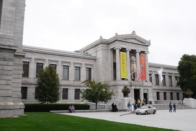 土, 2014-10-04 13:56 - ボストン美術館 Museum of Fine Arts