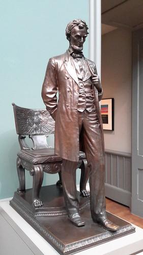 Augustus Saint-Gardens' Abraham Lincoln